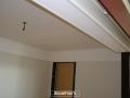 Ochten, herstellen plafond