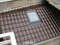 Tiel, vervangen dak schuur